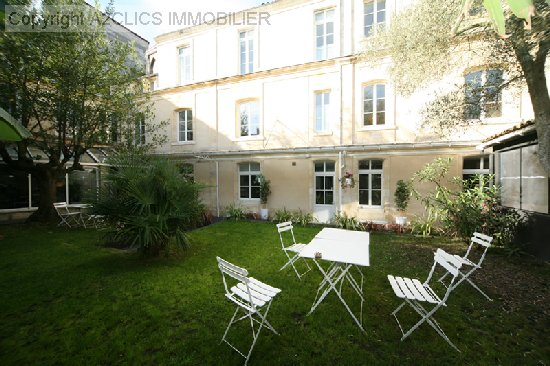 location appartement QUARTIER SAINT MICHEL - LYCEE MONTAIGNE 3 pieces, 90m